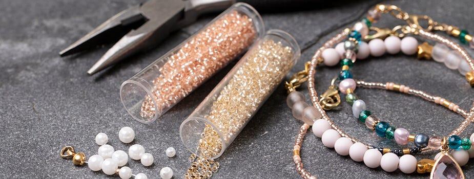 Perler og smykkedele