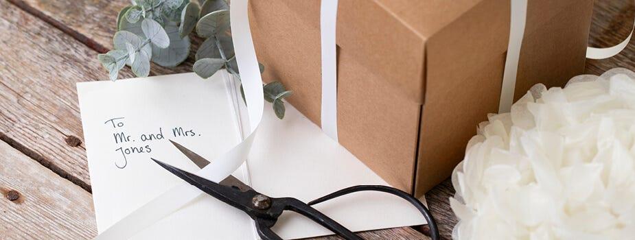 Festartikler og gaveindpakning