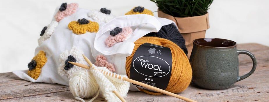Tekstiler og garn