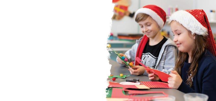 Julepynt for børn