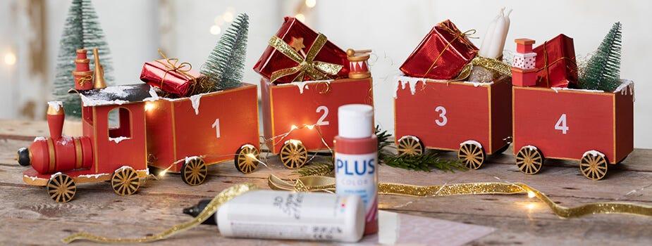 Julegaver, adventsgaver og gaveindpakning