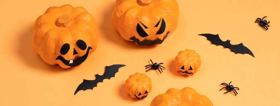 Hjemmelavede halloween kostumer