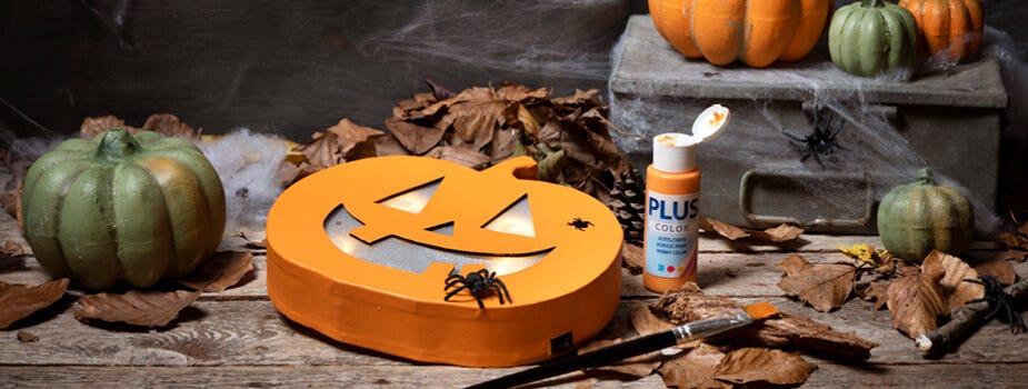 Kreativ halloween