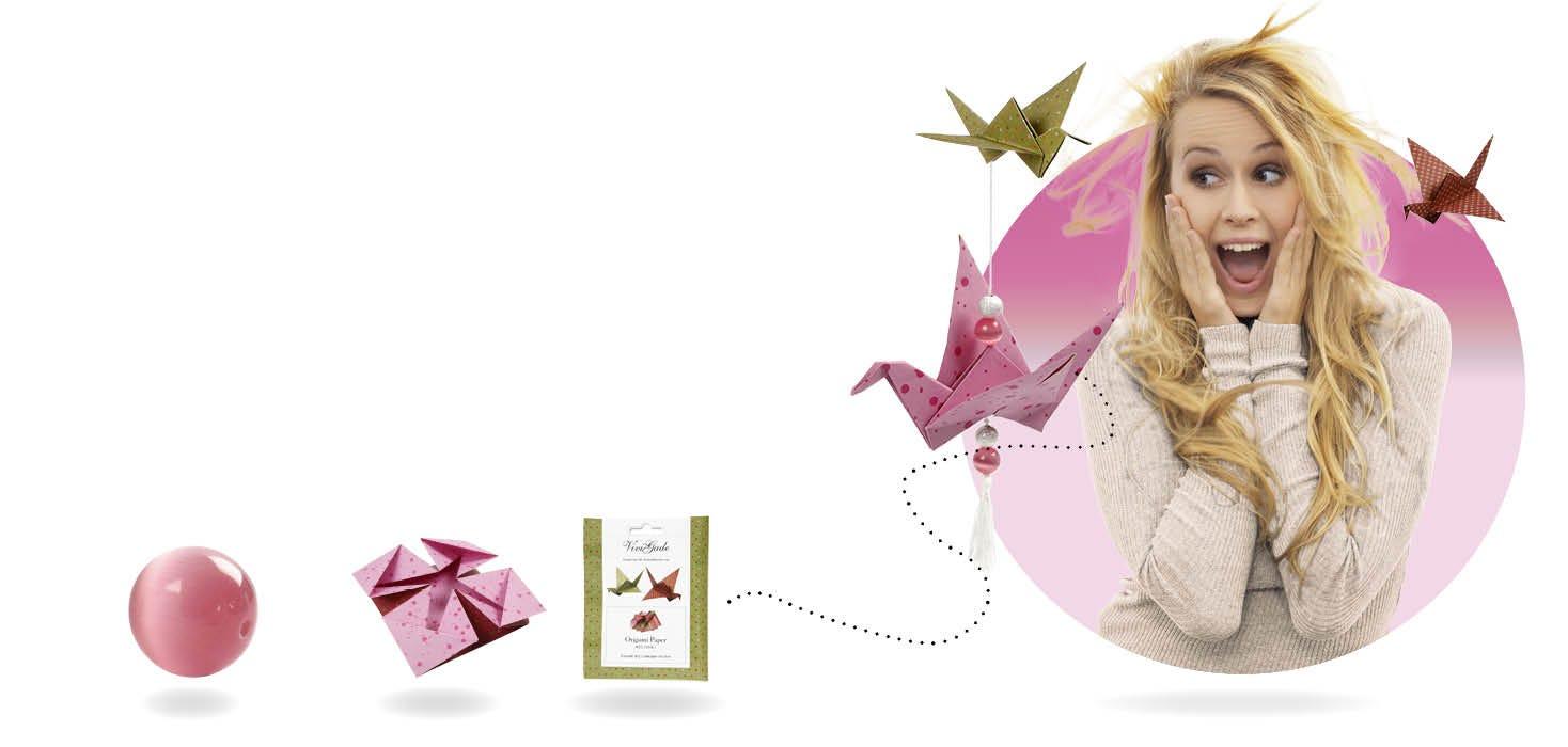 Kreativitet med papir og karton