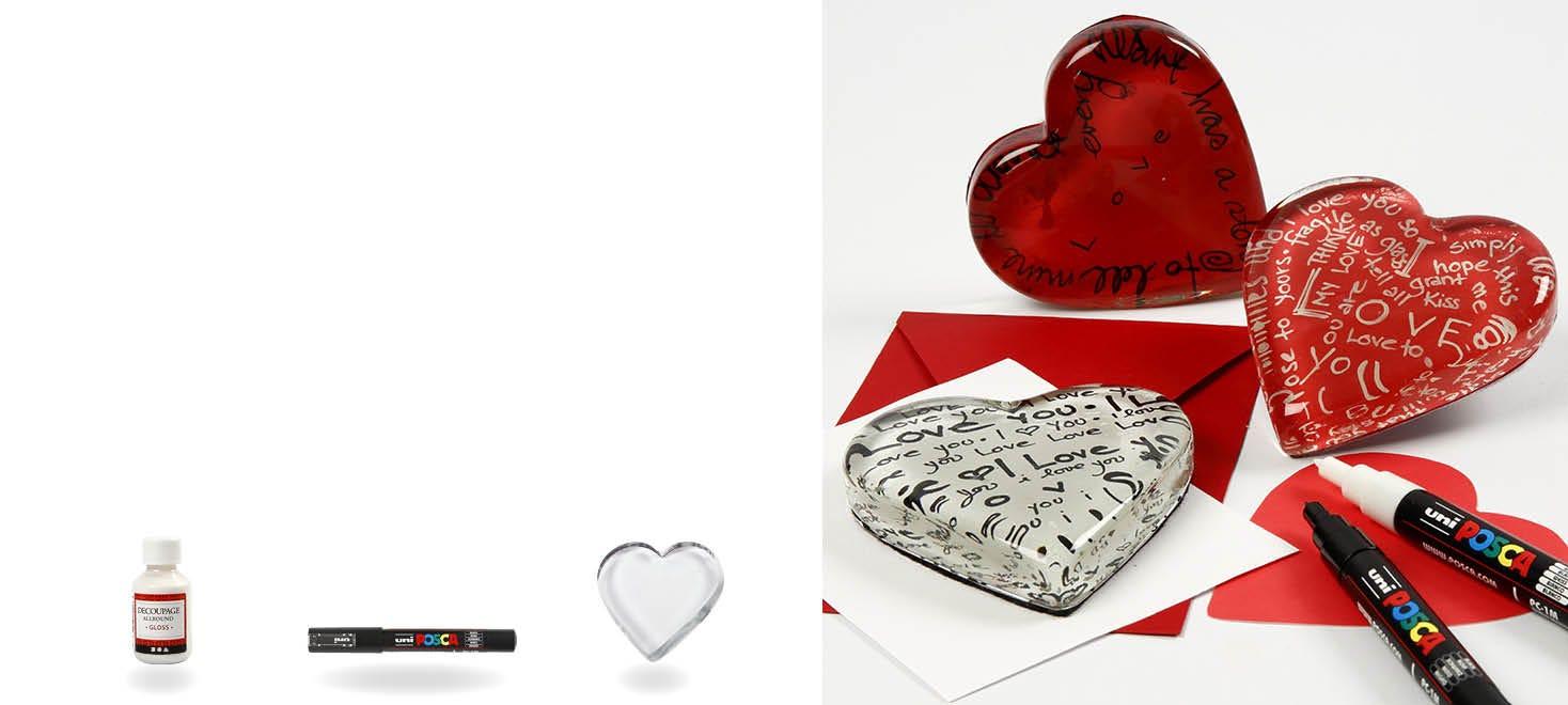 Valentinsdags inspiration