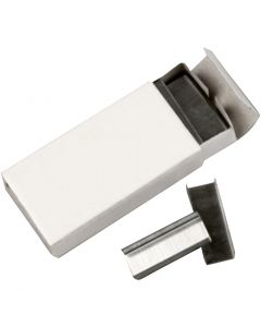 Hæfteklammer, B: 10 mm, str. #10 , 10x1000 stk./ 1 pk.