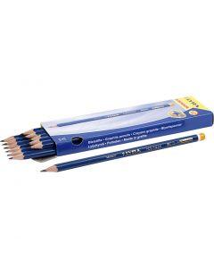 Robinson blyant, diam. 6,8 mm, hårdhed HB, mine 2 mm, 12 stk./ 1 pk.