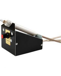 Elbrænder GS 1E, 400-450 °C, 1V - 25W, 1 stk.