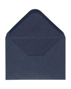Kuvert, kuvert str. 11,5x16 cm, 110 g, blå, 10 stk./ 1 pk.