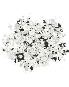 Terrazzoflager, sort, 90 g/ 1 ds.