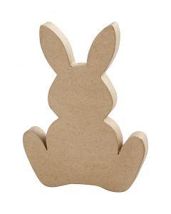 Hare, H: 25 cm, 1 stk.
