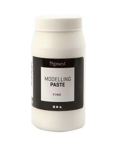 Pigment Modellingpasta, fin, 500 ml/ 1 ds.