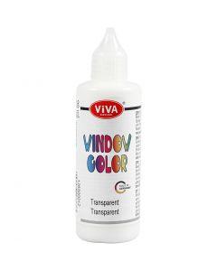 Viva Decor Window Color, transparent, 90 ml/ 1 fl.