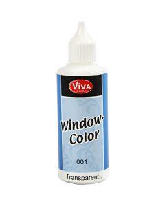 Viva Decor Window Color, transparent, 80 ml/ 1 fl.