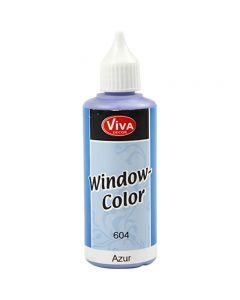 Viva Decor Window Color, azure, 80 ml/ 1 fl.