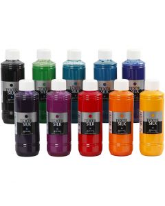Textil Silk, 10x250 ml/ 1 pk.