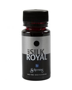 Silk Royal, rød, 50 ml/ 1 fl.