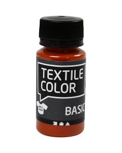 Textile Color, tegl, 50 ml/ 1 fl.