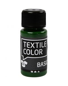 Textile Color, olivengrøn, 50 ml/ 1 fl.