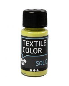 Textile Solid, dækkende, kiwi, 50 ml/ 1 fl.