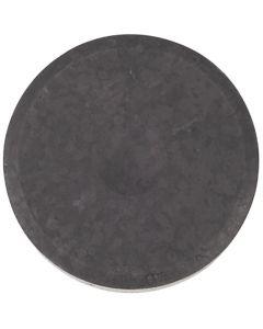 Vandfarve, H: 16 mm, diam. 44 mm, sort, 6 stk./ 1 pk.
