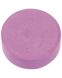 Vandfarve, H: 19 mm, diam. 57 mm, cerise, 6 stk./ 1 pk.