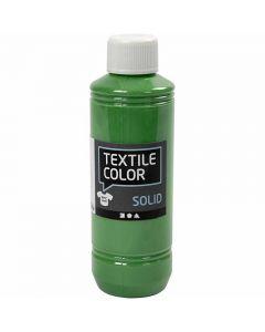 Textile Solid, dækkende, brilliantgrøn, 250 ml/ 1 fl.