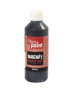 Magnetmaling, sort, 250 ml/ 1 fl.