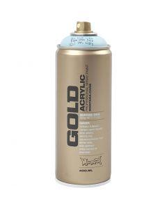 Spraymaling, lyseblå, 400 ml/ 1 ds.