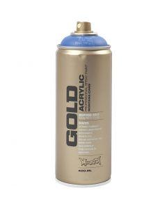 Spraymaling, blå, 400 ml/ 1 ds.