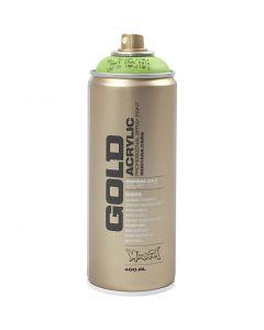Spraymaling, lys grøn, 400 ml/ 1 ds.