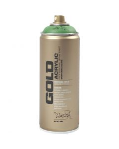 Spraymaling, grøn, 400 ml/ 1 ds.
