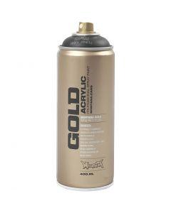 Spraymaling, sort, 400 ml/ 1 ds.