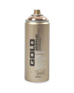 Spraymaling, kobber, 400 ml/ 1 ds.