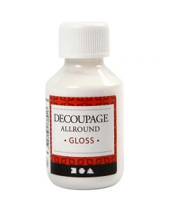 Decoupagelak, blank, 100 ml/ 1 fl.