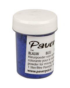 Paver Color, blå, 40 ml/ 1 fl.