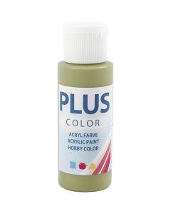 Plus Color hobbymaling, eucalyptus, 60 ml/ 1 fl.