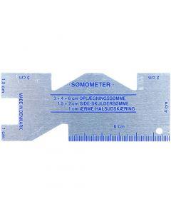 Sømometer, 1 stk.