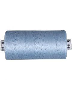 Sytråd, lyseblå, 1000 m/ 1 rl.