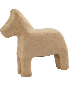 Hest, H: 14 cm, 1 stk.