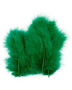 Dun, str. 5-12 cm, grøn, 15 stk./ 1 pk.