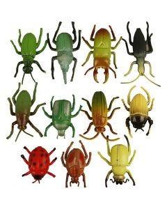 Insekter, str. 5 cm, 60 stk./ 1 pk.