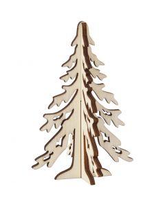 3D Juletræ