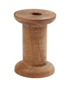 Spole, H: 70 mm, diam. 30+48 mm, hulstr. 10 mm, 10 stk./ 1 pk.
