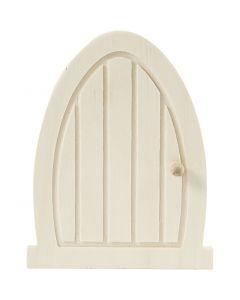 Dør , str. 10x13x0,5 cm, 1 stk.