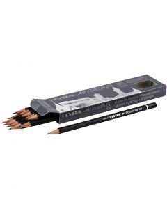 Art Design tegneblyanter, diam. 6,9 mm, hårdhed HB, mine 1,8 mm, 12 stk./ 1 pk.