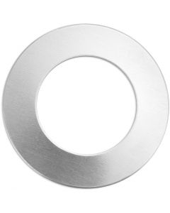 Tag, Ring, diam. 32 mm, hulstr. 19,32 mm, tykkelse 1,3 mm, aluminium, 9 stk./ 1 pk.