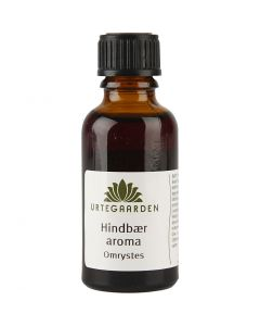 Aroma, hindbær, 30 ml/ 1 fl.