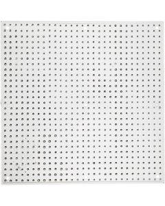 Perleplade, str. 14,5x14,5 cm, 10 stk./ 1 pk.