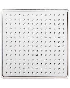 Perleplade, str. 7x7 cm, 10 stk./ 1 pk.
